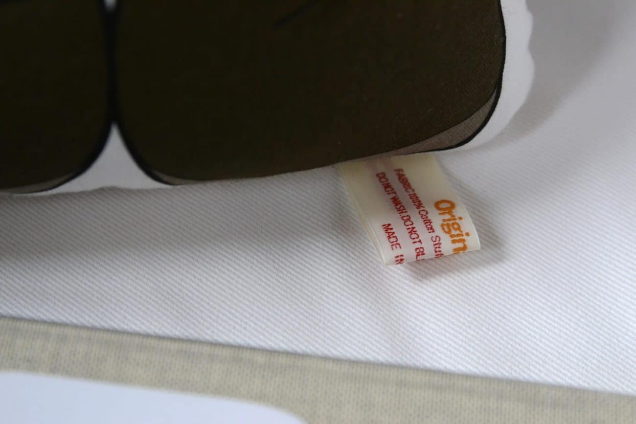 kaws companion pillow