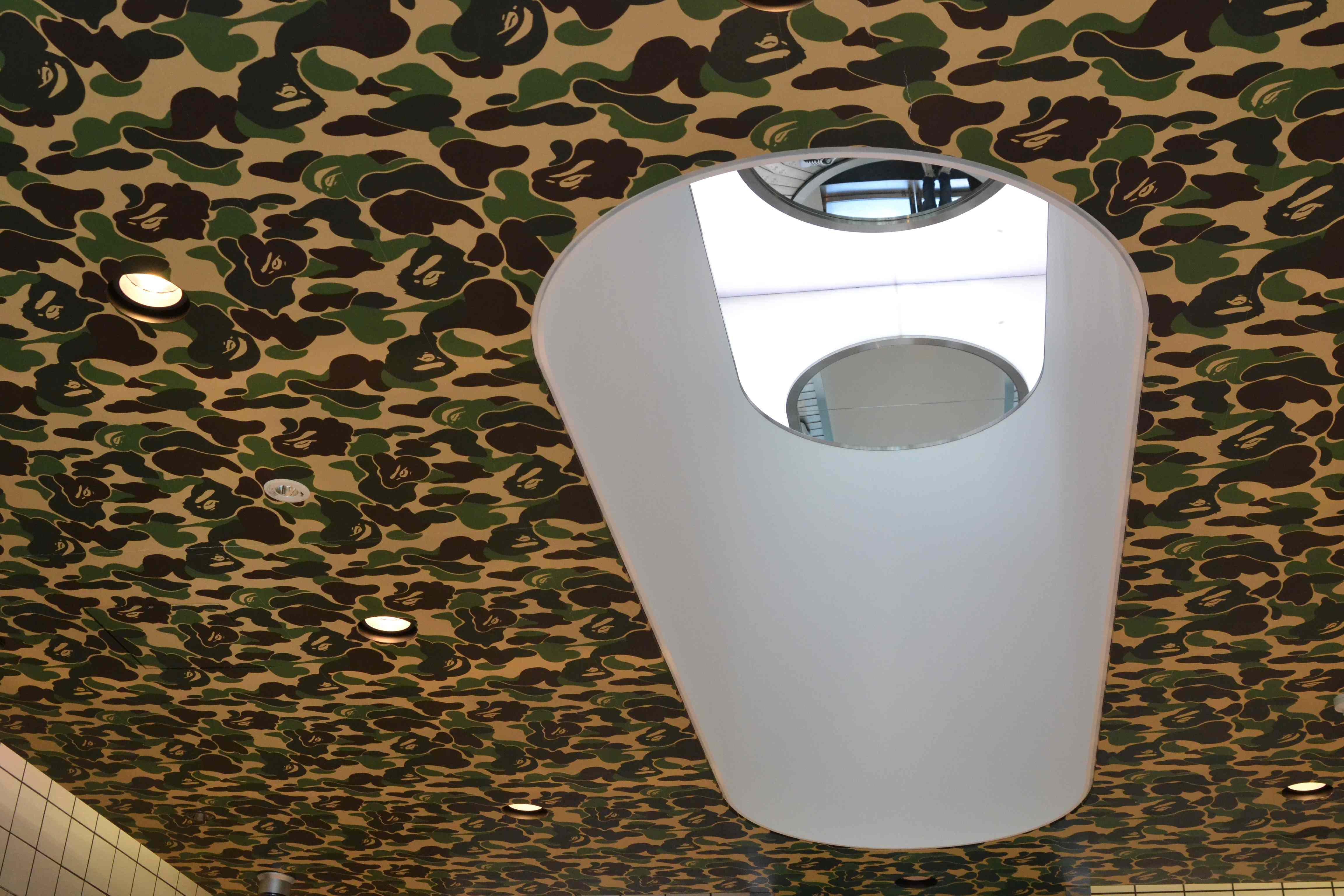 bape ceiling