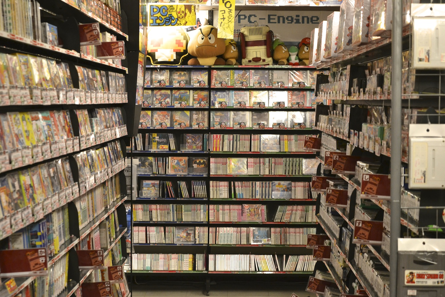 the super potato store is a candy land japanese tease