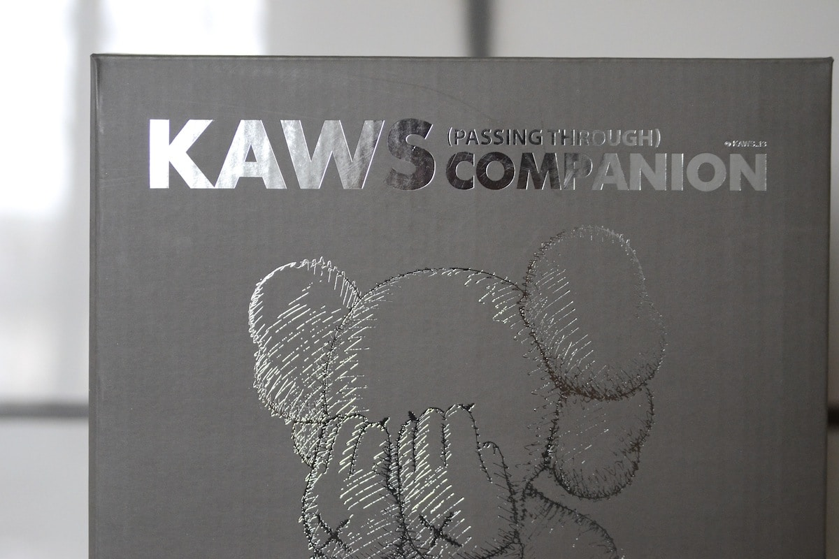 Kaws Passing Through