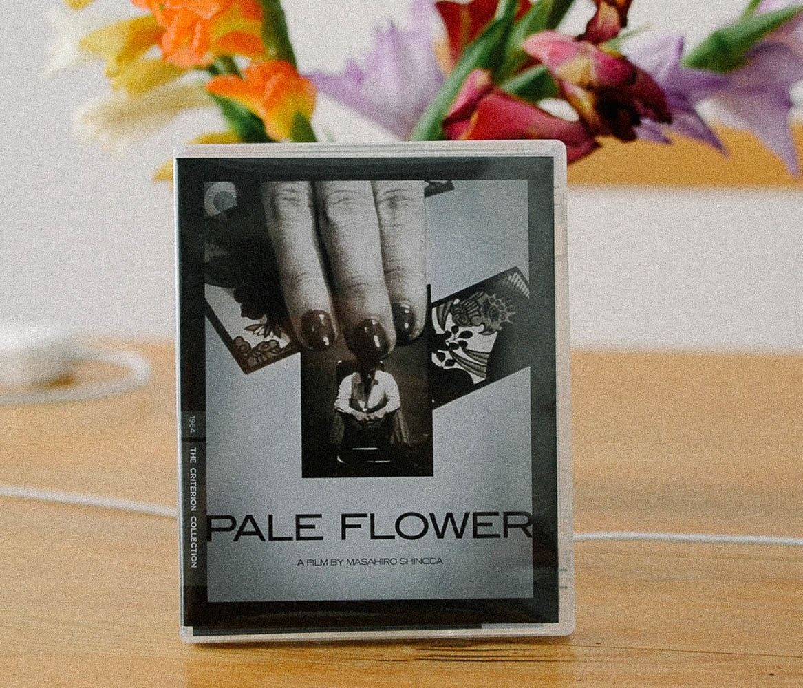 Pale Fower – a Japanese gambler movie