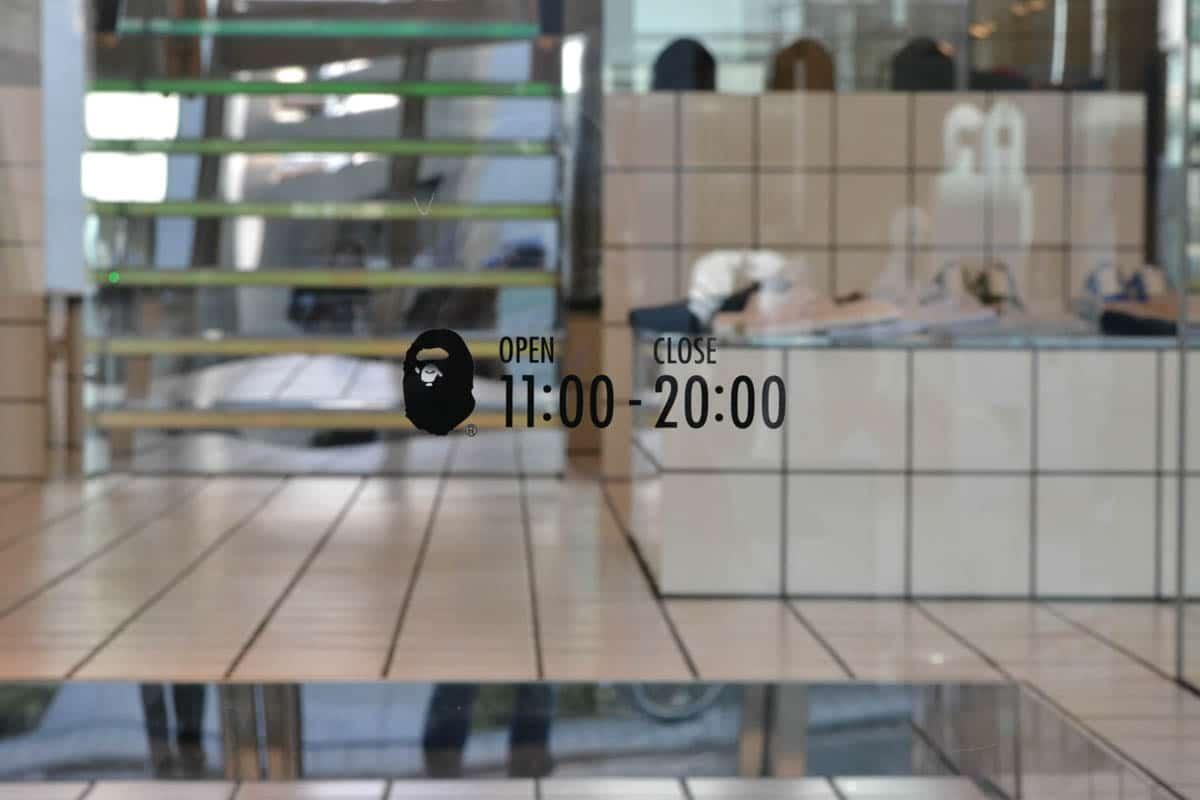 bapeexclusive store aoyama tokyo-7