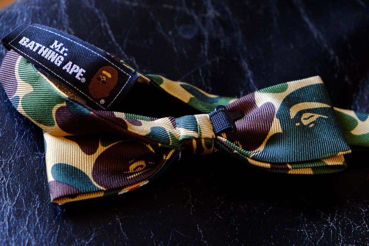 mr. bathing ape bape tie-2
