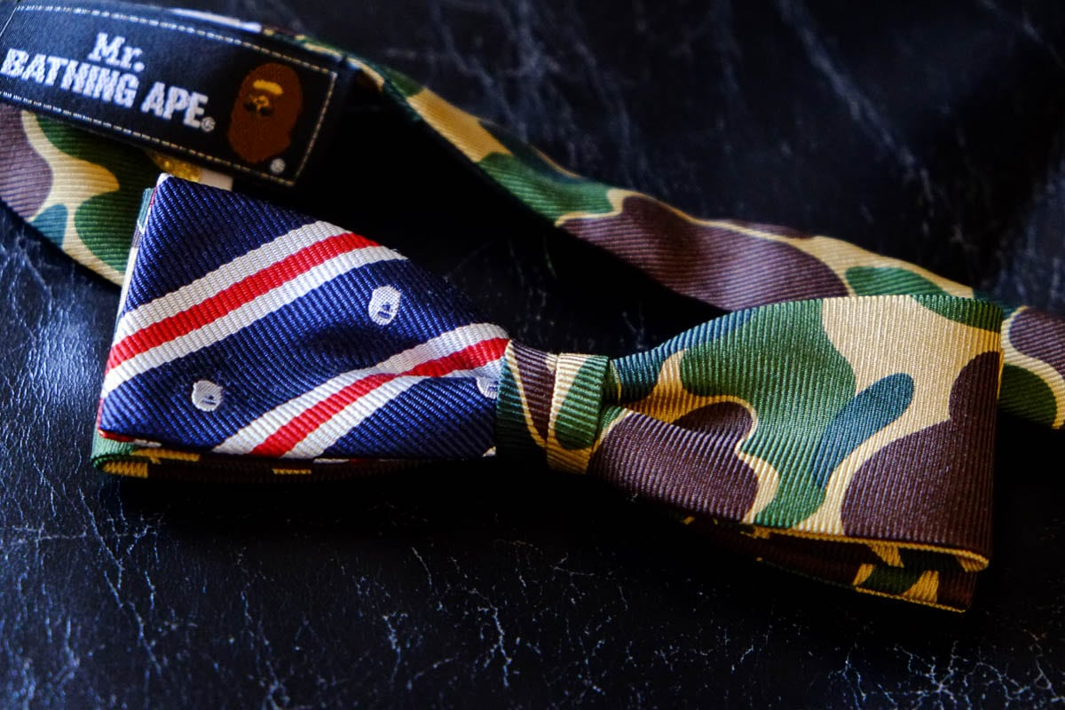mr. bathing ape bape tie-3
