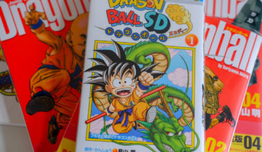 dragon ball manga