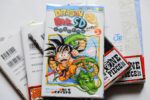 dragon ball sd japanese color manga