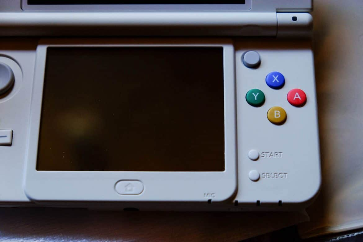 Japanese New 3ds White 6 Japanese Tease