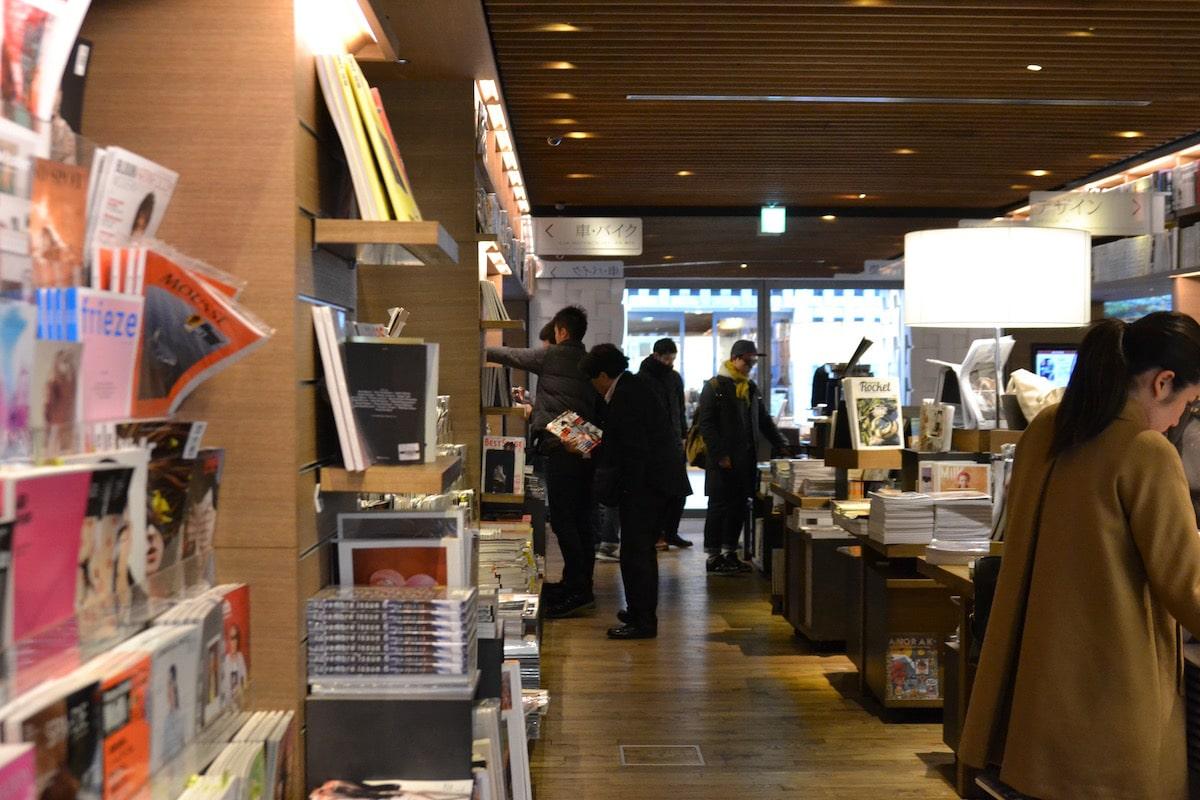 tsutaya bookstore daikanyama