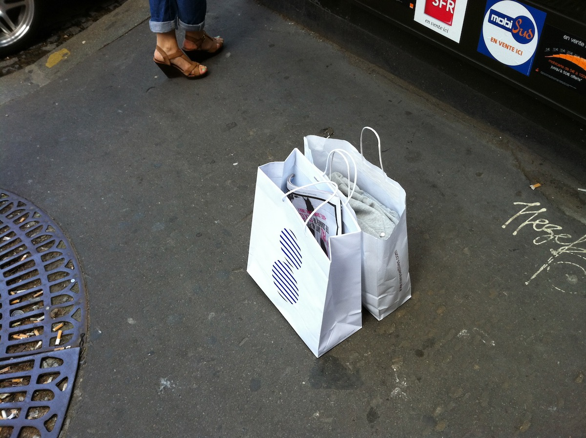 collette shopping bags